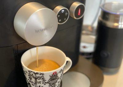 Lekker een bakje koffie